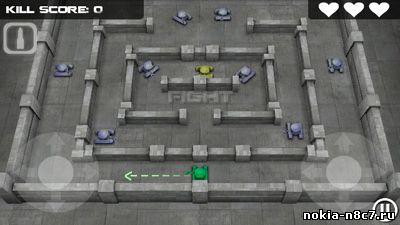tank hero для symbian 9.4